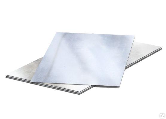 Лист оцинкованный стальной