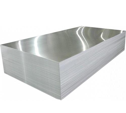 Лист алюминиевый купить в СПб
